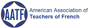 Logo American Association of Teachers of French