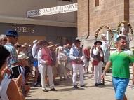 Fête de  Saint-Pierre, Patron des pêcheurs en costumes folkloriques