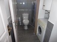 Toilet with wash machine
