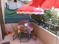 Terrace ,outside from the kitchen